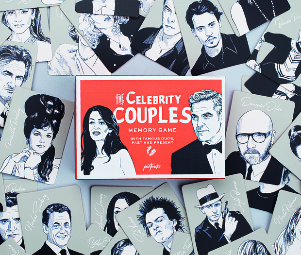The Celebrity Couples - Memory