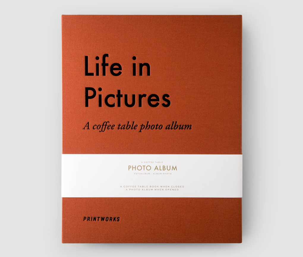 Photo album - Life In Pictures Orange