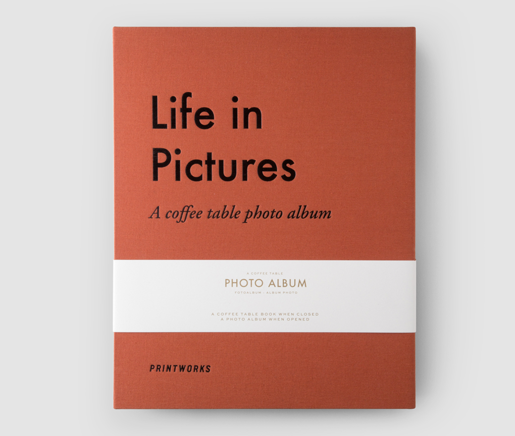 Life in Pictures Terracotta - Photo Album