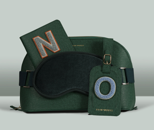 Eye mask - Green