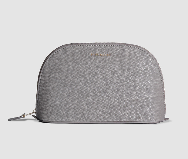 Toiletry Bag -  Dove Grey