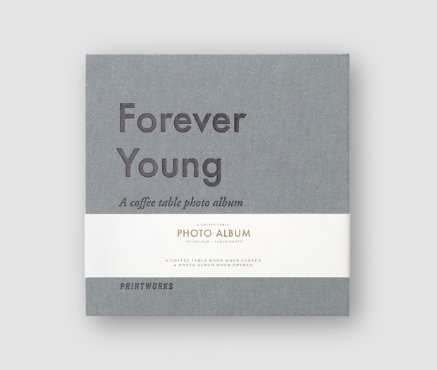 Photo Album - Forever Young (Small)