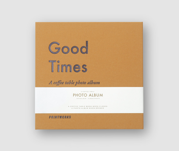 Photo Album - Good Times (Small)