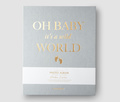 Photo Album - Baby i'ts a Wild World (mint)