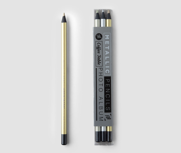 Photo Album - Pencils , 3-pack