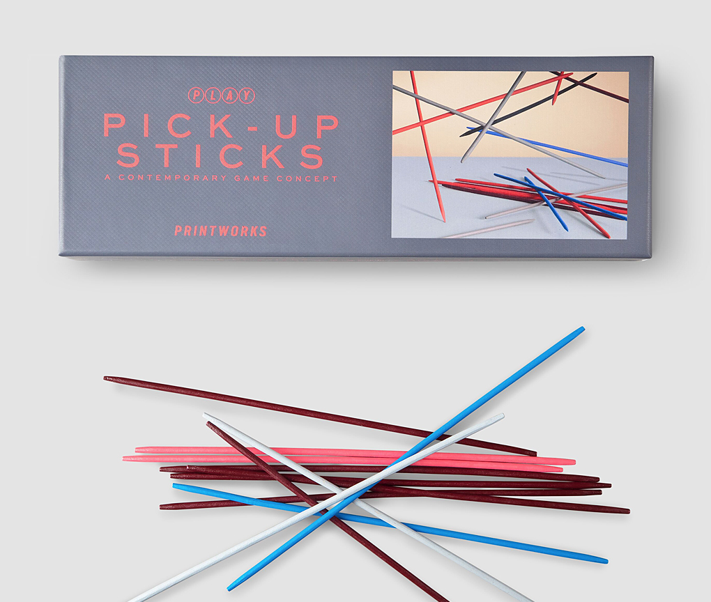 Pick up sticks - Play