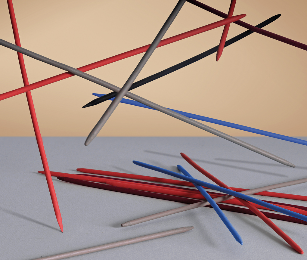 PLAY - Pick up sticks