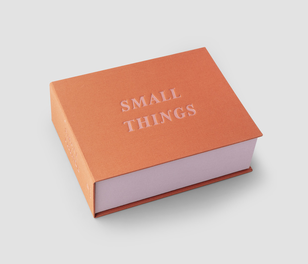 Small things box - Rusty pink