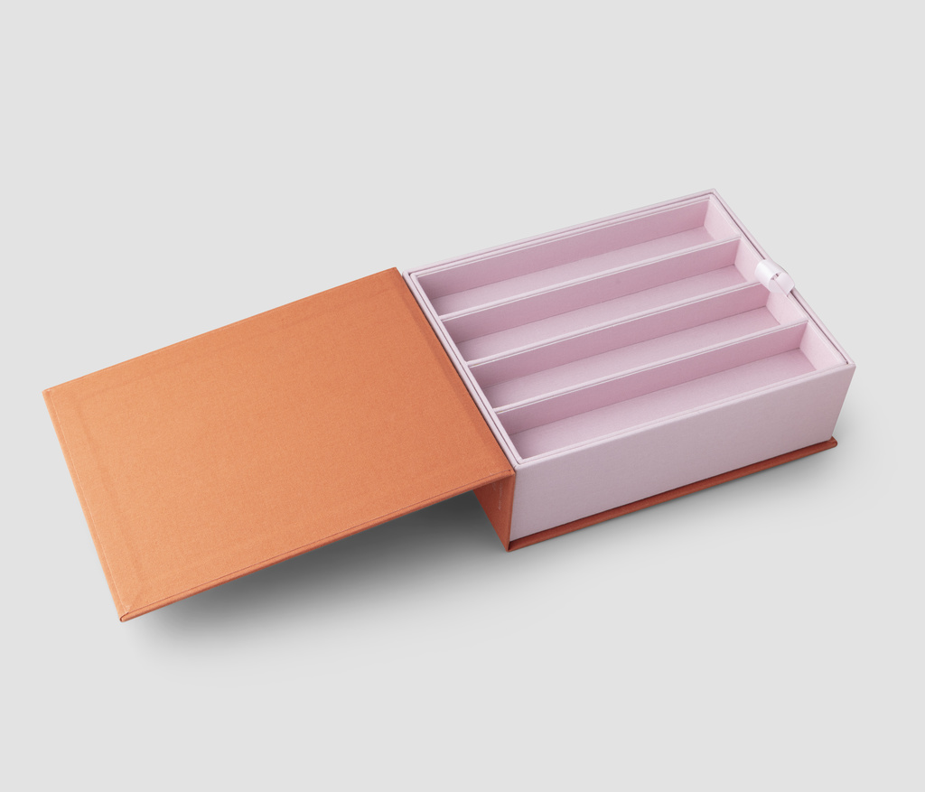 Storage box - Small things (Rusty pink)