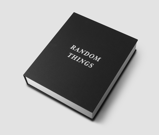 Random things box - Black