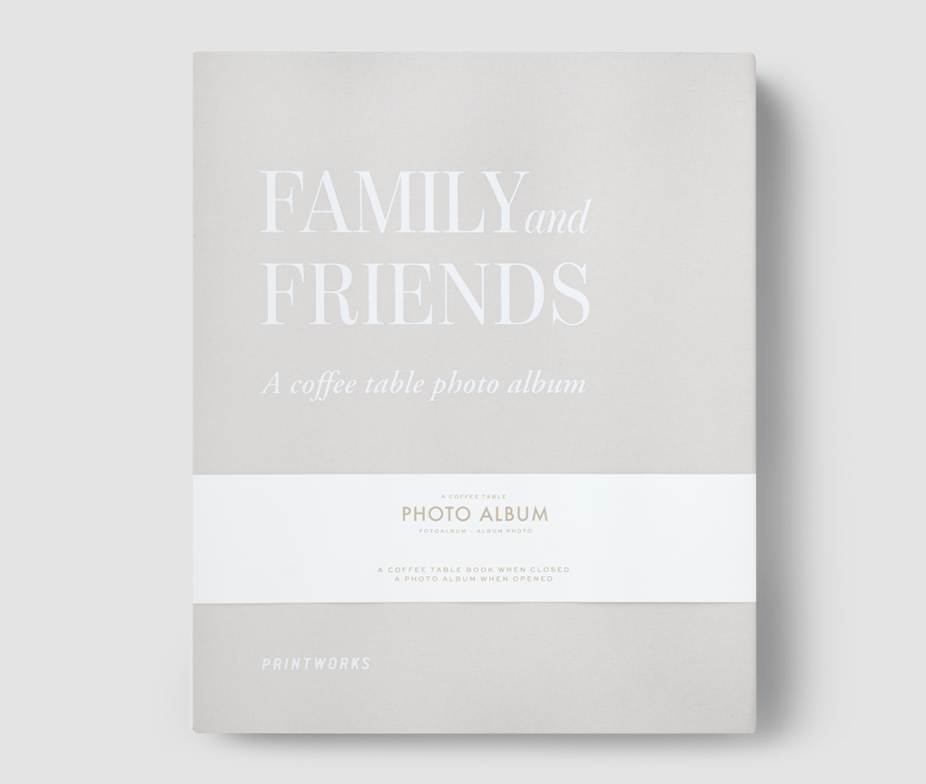 Photo Album - Family and Friends