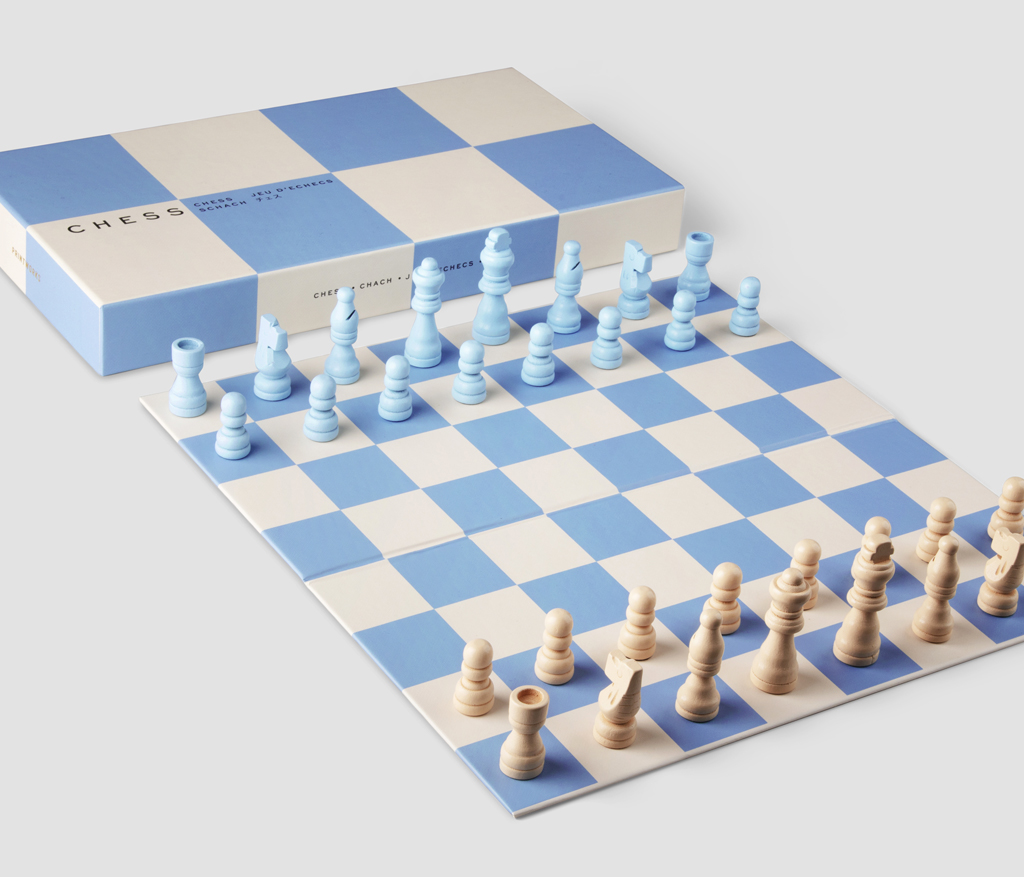NEW PLAY - Chess