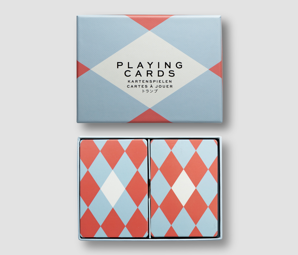 NEW PLAY - Double Playing Cards