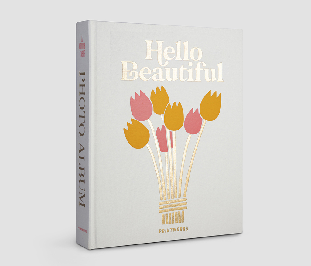 Photo Album - Hello Beautiful