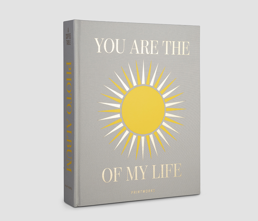 Fotoalbum - You are the Sunshine