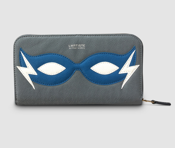 Filled Pencil Case Hero - Blue