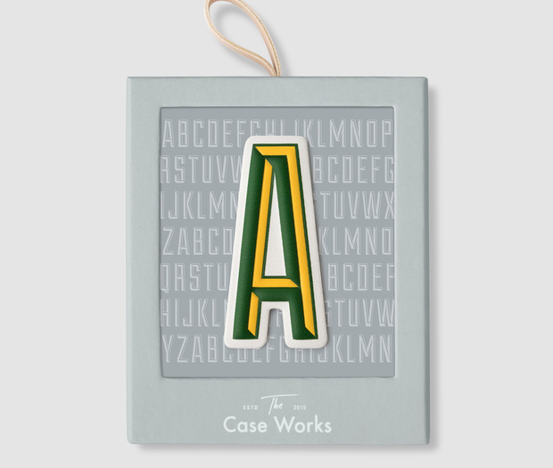 Sticker Letter A